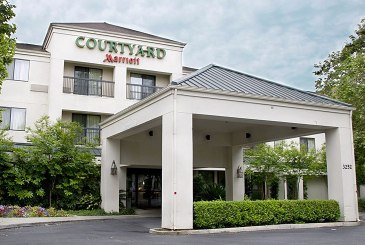 Courtyard Marriott Stockton