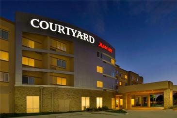 Evansville Courtyard Marriott