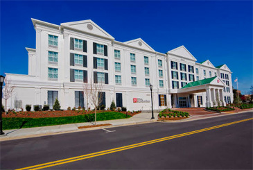 Nashville Hilton Garden Inn