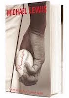 book cover for the book Moneyball by Michal Lewis