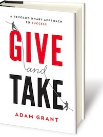 Give Take Book Cover
