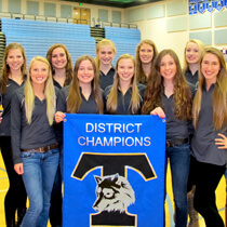 Gold Medal Squared Volleyball Camps have helped thousands of high school programs win district championships.