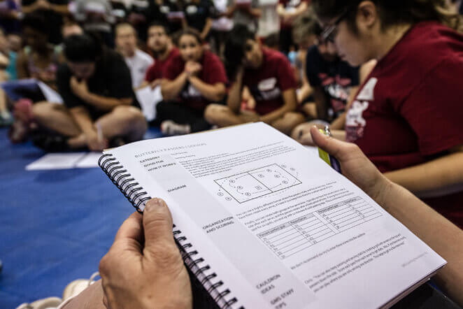 gold medal squared coaches clinic manual