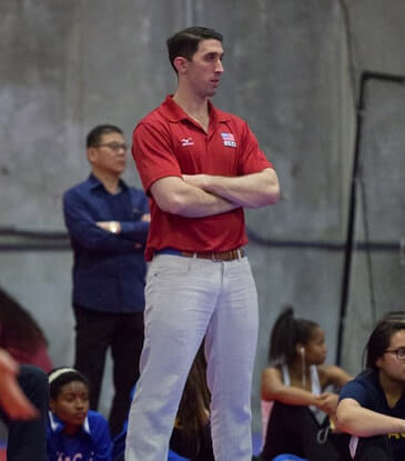 Joe Trinsey Volleyball