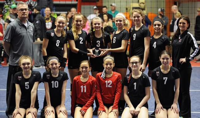 NVVA Volleyball